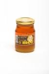 Pravý včelí med slunečnicový